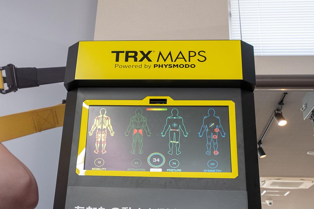 TRX MAPS
